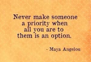 Obligatory Maya Angelou pin.