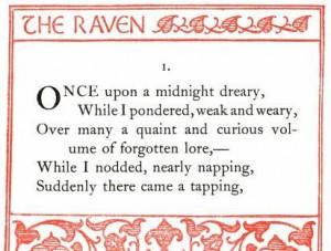 raven poem clip