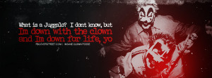 Insane Clown Posse What Is A Juggalo Facebook Cover