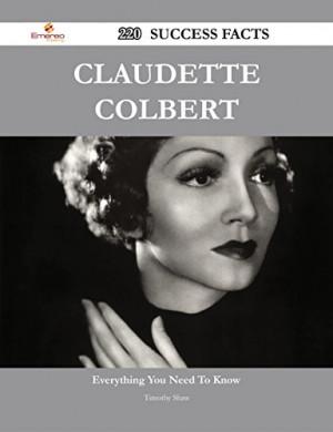 Claudette Colbert Quotes