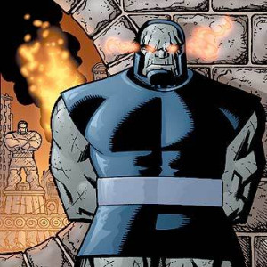Darkseid was created by Jack Kirby as part of the Fourth World series ...