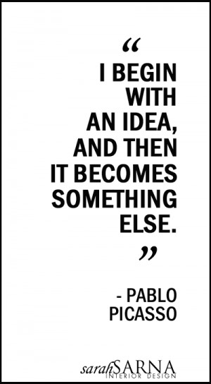 Pablo Picasso Quotes Life ~ No 11 Pablo Picasso | Art Quote of the Day