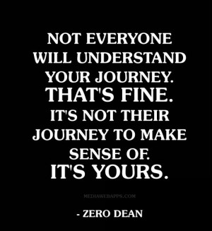 ... sense of. It's yours.~ Zero Dean Source: http://www.MediaWebApps.com
