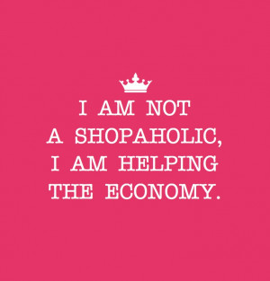 get paid to shop, so I might just be a SHOPAHOLIC!! :) http://www ...