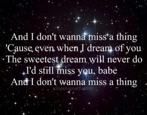 aerosmith #i dont wanna miss a thing #armageddon