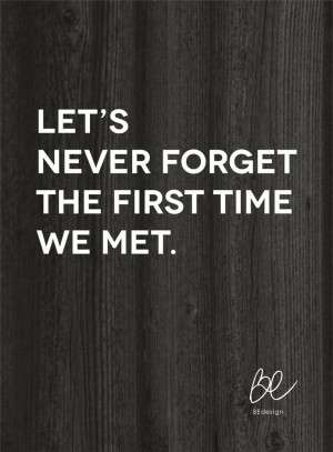 ... .com/post/45394569899/lets-never-forget-the-first-time-we-met Like