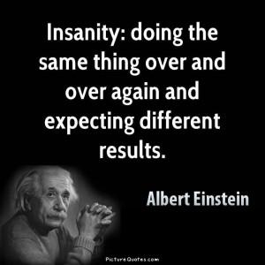 Insanity Quotes