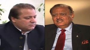 ISLAMABAD: President Mamnoon Hussain and Prime Minister Nawaz Sharif ...