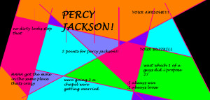 Percy Jackson Quotes Blossom