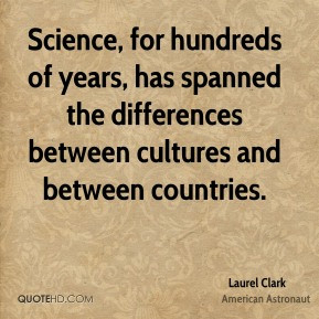 More Laurel Clark Quotes
