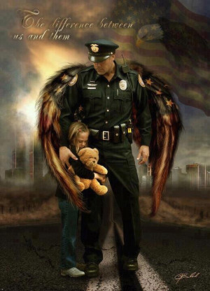 ... Families, Angels Among Us, Thin Blue, Law Enforcement, Guardian Angels