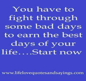 Fight for your love quotes and sayings