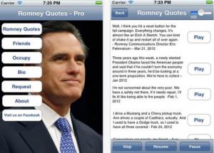 Romney Quotes Pro