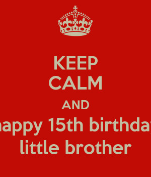 Search Results for: Keep Calm And Happy Birthday Brother