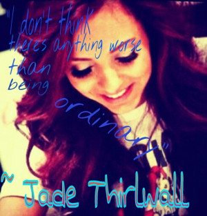 Little Mix Jade Quotes♥
