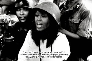 Michelle Obama Racist Quotes Hanoi michelle