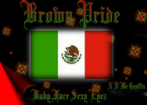 All Graphics » mexican pride