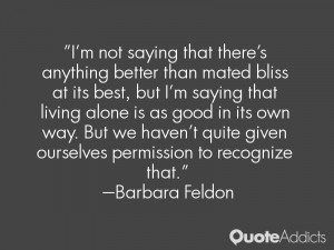 Barbara Feldon Quotes