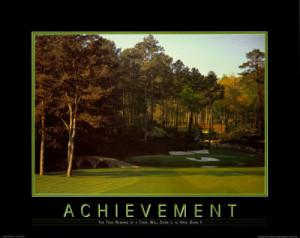 Home > Quotes > Motivational Quote on True Achievement