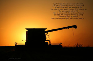 Country Girl Poems And Quotes Harvest poem