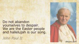 John Paul 2 Quotes On 008