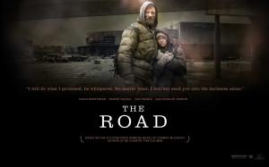 movies post-apocalyptic quotes The Road Viggo Mortensen wallpaper ...