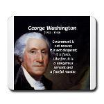 George Washington Quotes On Leadership