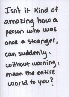 couple kissing boyfriend girl quote life tumblr happy quotes ...
