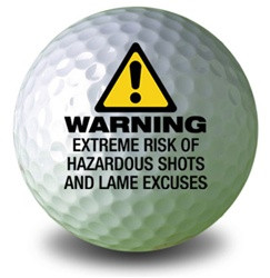 Gag Gifts for Golfers