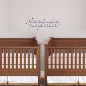 ... quote our let them sleep wall quotes for nursery twins quote for baby