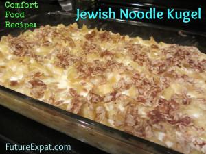 Jewish Kugel Recipes