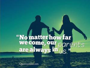 Love My Parents Quotes Tumblr Parents quote .