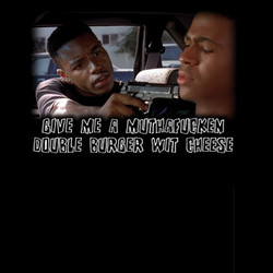 ... Shirt $19 Buy Menace Ii 2 To Society Caine Quote T Shirt $19 Buy