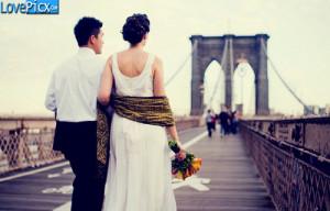 Wedding Love Couple Fun On Bridge Romantic ~ Love Wallpapers ,Pictures ...