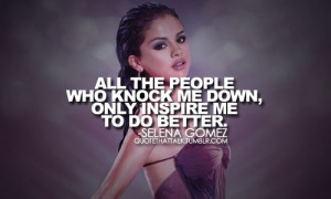 selena gomez quotes shared publicly 2012 11 04