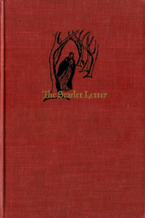 The Scarlet Letter //Nathaniel Hawthorne// #BookCovers