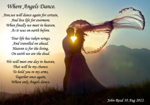 Where Angels Dance.