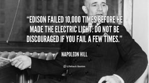 Thomas Edison Quote Quotes