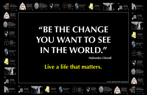 Be The Change (Generic)