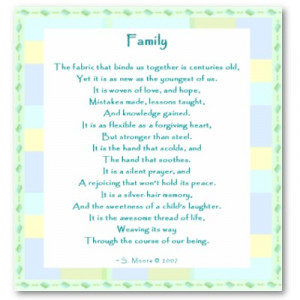 download this This From Zazzle Family Poem Poster picture