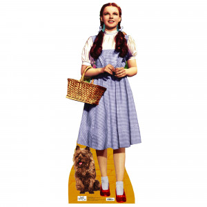 Advanced Graphics The Wizard of Oz - Dorothy and Toto Life-Size ...