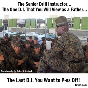 Funny Drill Instructor Quotes