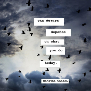 ... Gandhi1 10 Quotes Thatll Inspire You to Have the Best Year Ever