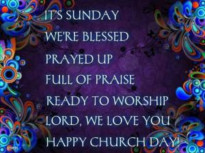 Religious Sunday quote