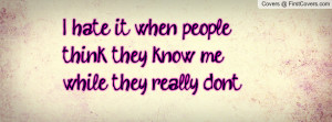... Pictures hate it when people judge other people people who do that are
