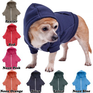... -Without-A-Beard-Dog-Hoodie-Pet-Clothing-Funny-Humour-Quotes-TS614