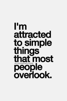 quotes about myself being simple
