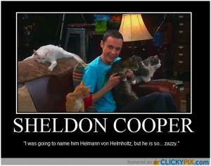 43 Dr Sheldon Cooper Quotes and Stuff