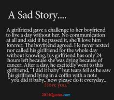 Lying Boyfriend