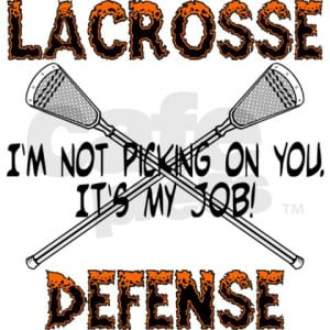 How to Play Defense in Men's Lacrosse